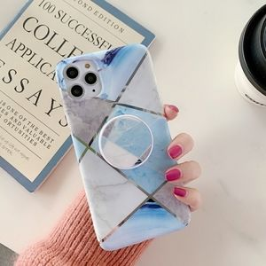 iPhone 11, 11 Pro Max case Marble with Holder